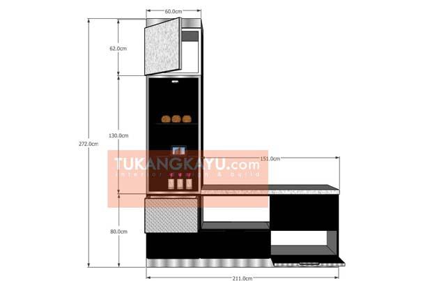mbak patricia - cabinet cibubur 1