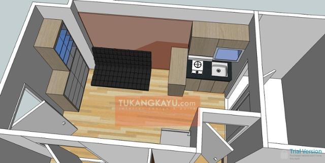 desain - green bay apartemen 9